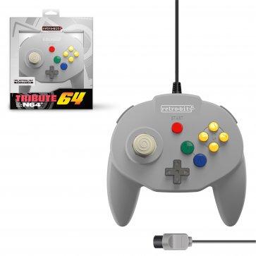 Tribute64 Controller - N64® Port