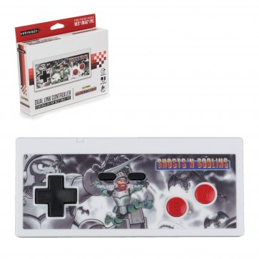 PC USB NES Style Controller - Ghost N Goblins