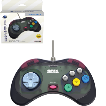 SEGA Saturn Cool Pad (Original Port)