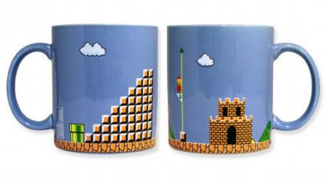 Super Mario Stage Clear Coffee Mug
