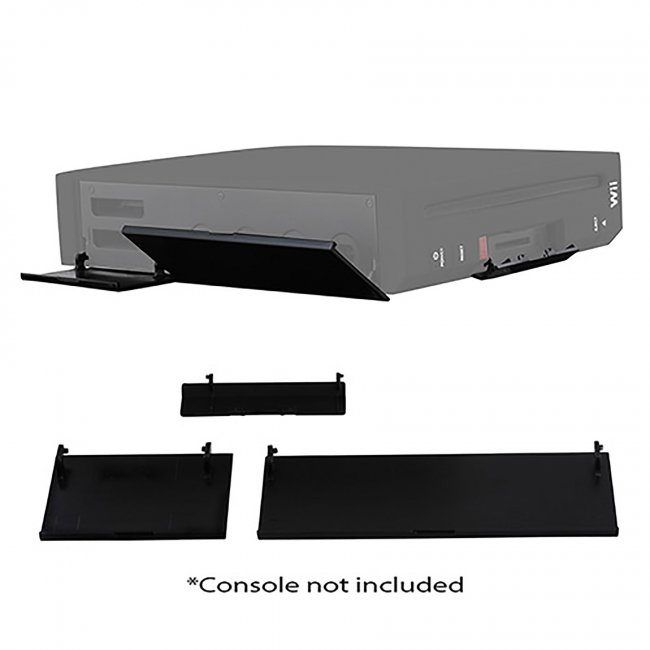 Wii 3 Pack Console Door Covers Replacement