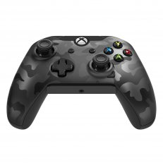 Xbox One Wired Controller Black Camo
