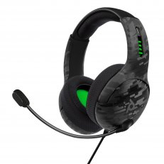Xbox One / Series X LVL50 Wired Stereo Headset - Black Camo
