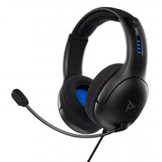 PS4/PS5 LVL50 Stereo Wired Headset - Black
