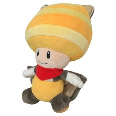 """Flying Squirrel Toad - 8"""" Plush - Yellow"""