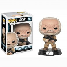 POP - Star Wars Rogue One W2 - Weeteef Cyubee