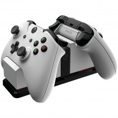 Power A Xbox One Charging Station - White