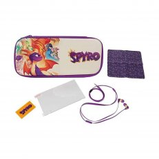 Switch Lite Stealth Case Kit - Spyro Cream Design
