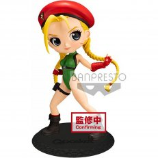 Street Fighter Cammy Red Q posket Figure