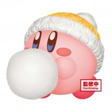 Kirby Fluffy Puffy Mine - Play in the Snow - A. Kirby
