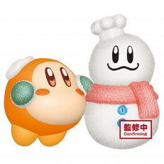 Kirby Fluffy Puffy Mine - Play in the Snow - B. Waddle Dee