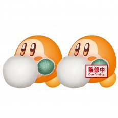 Kirby Fluffy Puffy Mine - Play in the Snow - C. Waddle Dee