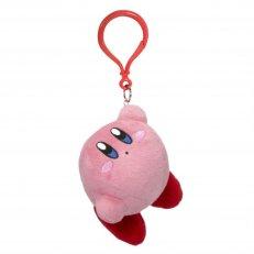 "Kirby 3.5"" Dangling Plush Keychain"