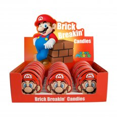 Super Mario Brick Breakin' Candy (18-Pack)