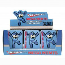 Mega Man Mints - 18 Pack