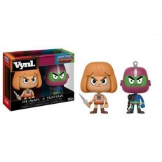 VNYL - Masters of the Universe - He-Man and Trap Jaw