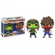 POP - Marvel vs. Capcom 2Pk - Gamora vs. Strider