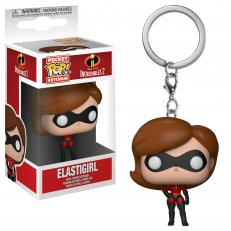Elastigirl Pocket POP! Keychain