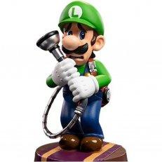 "F4F Luigi's Mansion 3 Luigi 9"" PVC Statue"