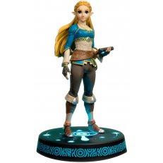 F4F Legend of Zelda BOTW Zelda Statue - Light-up Collec. Ed.
