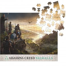 Assassin's Creed Valhalla: Raid Planning 1000-Pc Puzzle