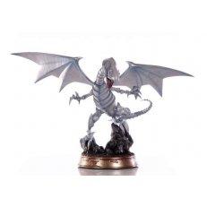 "F4F Yu-Gi-Oh! Blue-Eyes White Dragon 14"" Statue - White"