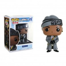 POP Coming to America Semmi Vinyl Figure