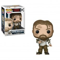 Hopper w/Vines Stranger Things Pop Vinyl