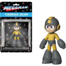 Thunder Beam - Mega Man Action Figure