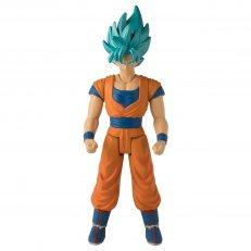 "DB Super-Limit Breaker-Super Saiyan Blue Goku Figure 12"""