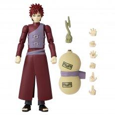 "Naruto - Anime Heroes Gaara 6.5"" Figure"