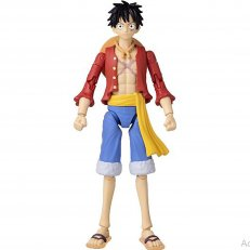 "One Piece - Anime Heroes - Monkey.D.Luffy 6.5"" Figure"