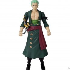 "One Piece - Anime Heroes - Roronoa Zoro 6.5"" Figure"