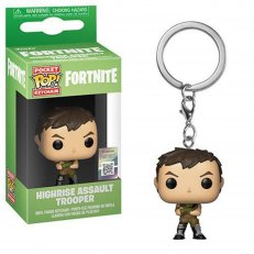 Fortnite Highrise Assault Troope Pocket POP