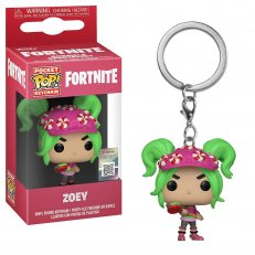 Pocket POP Keychain - Series 2 - Zoey