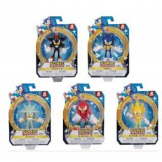 """. Sonic-2.5"""" Figures Wave 4 - Assorted 12pc Blister Card"""