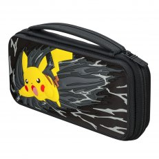 Switch Travel Case - Pikachu Greyscale