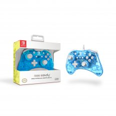Nintendo Switch Rock Candy Wired Controller - Blu-merang