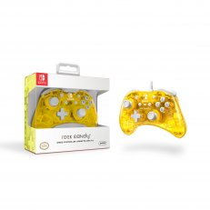 Nintendo Switch Rock Candy Wired Controller - Pineapple Pop