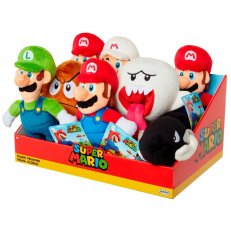 A Super Mario Plush - 8PC PDQ Assortment
