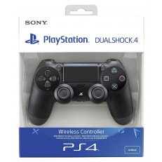 PS4 DualShock 4 Wireless Controller - Black - UAE