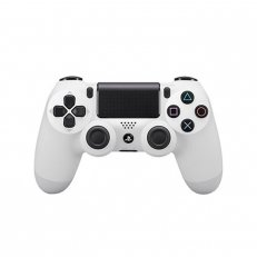 PS4 DualShock 4 Wireless Controller - White - UAE