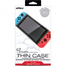 Thin Case for Nintendo Switch (Clear)
