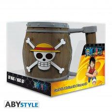 . One Piece - 3D Straw Hat Mug