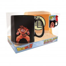 Dragon Ball Z - Goku Magic Mug & Coaster Gift Set
