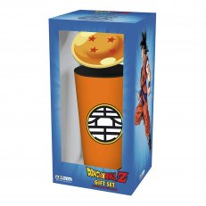 Dragon Ball Z - Pint Glass & Coaster Gift Set