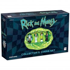 Rick and Morty - Collector's Chess Set