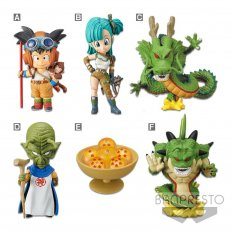 World Collectible Fig. - Treasure Rally - Vol. 2 - 12PC PDQ