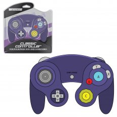 Wired Controller for GameCube-Purple