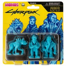 Cyberpunk 2077 Monos Voodoo Boys Set Series 1 Figures